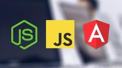 Imágen de Desarrollo web con JavaScript, Angular, NodeJS y MongoDB