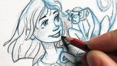 Learn to Draw From Your Imagination - Step by Step - Udemy Coupon