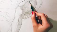 Imágen de Curso de Dibujo con lápiz fácil y profesional