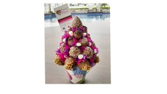 Imágen de Nivel I - Decoración de Ramos de Fresas con Chocolate