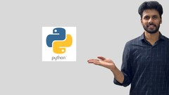 Python for beginners - Udemy Coupon