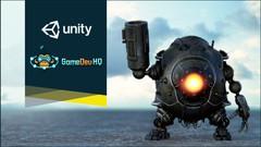 Curso La guía definitiva del desarrollo de videojuegos con Unity