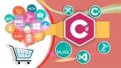 Imágen de Sistema de ventas en 3 capas en C# & MySQL y SQL full stack