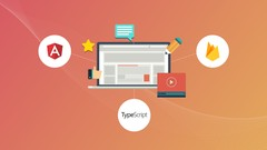 Angular 10 Masterclass with TypeScript, Firebase, & Material - Udemy Coupon