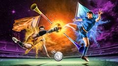 Imágen de Retoque creativo enfocado a fútbol con Photoshop cc