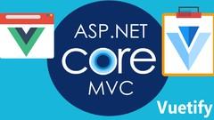 Imágen de Desarrolla sistemas Web en ASP Net Core, SQL Server y Vuejs