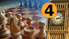 Imágen de Aperturas de ajedrez: El Sistema Londres 4