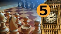 Imágen de Aperturas de ajedrez: El Sistema Londres 5