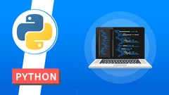Python A-Z: Learn Python Programming By Building 10 Projects - Udemy Coupon