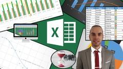 Imágen de Microsoft Excel - Excel desde Principiante a Avanzado [2021]