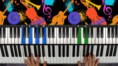 Jazz Piano - Ultimate Beginners Course for Piano & Keyboard - Udemy Coupon
