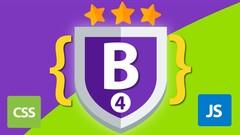 Imágen de Experto en Bootstrap 4 en 7 días (Crea un sitio web real)