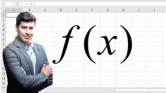 Imágen de Excel Fórmulas y Funciones de Básico a Avanzado 2019