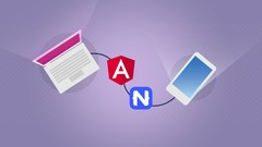 NativeScript + Angular: Build Native iOS, Android & Web Apps - Udemy Coupon