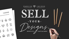 Passive Income Course for Graphic Designers - Udemy Coupon