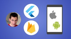 Flutter & Firebase: Build a Complete App for iOS & Android - Udemy Coupon