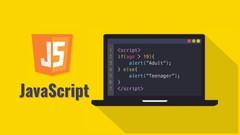 Imágen de JavaScript Full- Curso desde Principiante hasta Profesional