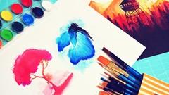 Imágen de ¡Aprendé los fundametos de la pintura a la Acuarela!
