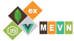 Imágen de Desarrollo Full Stack MEVN: MongoDB, Express, VueJS y NodeJS