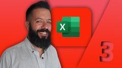 Imágen de Excel Masterclass 3 - Experto (VBA + Programación + Macros)