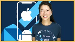The Complete 2021 Flutter Development Bootcamp with Dart - Udemy Coupon