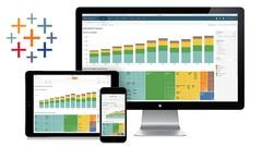 Imágen de TABLEAU: Business Intelligence BÁSICO de gestión comercial