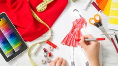 Sketching for Fashion Design -- Beginner Course - Udemy Coupon