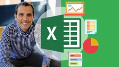 Microsoft Excel - Beginner to Advanced - Udemy Coupon