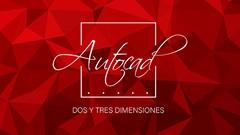 Imágen de Curso INTENSIVO AutoCAD desde cero a profesional 2D y 3D