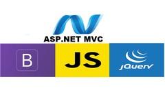 Imágen de C# Asp.Net MVC Entity FrameWork- Razor -Bootstrap-Javascript