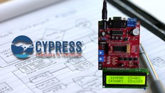 Curso MICROCONTROLADOR CYPRESS CY8C29466 PROGRAMACION LENGUAJE C