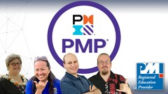 PMP: The Complete PMP Course & Practice Exam PMI PMBOK 6 '20 - Udemy Coupon