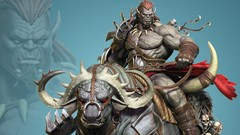 Orc Rider and Bull Creature Creation in Zbrush - Udemy Coupon