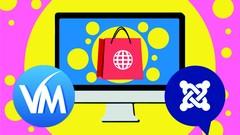 Imágen de Crear una tienda online desde cero con joomla y virtuemart