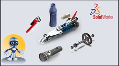 Imágen de SolidWorks  2D y 3D Desde Cero