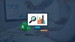 Imágen de Microsoft Excel - Análisis de datos con tablas dinámicas