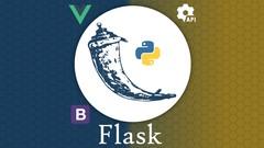 Curso Flask con Python 3 + integración con Vue y Bootstrap 4