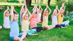 Kids Yoga Teacher Training Certificate Course - Ages 2-17 - Udemy Coupon