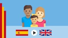 Imágen de FAMILIA | Inglés Sin Barreras, Curso de Inglés Basico 1