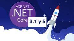 Imágen de Master en ASP.NET Core 3.1 y 5 MVC - Entity Framework