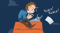 Creative Writing: how to write a novel. The full course. - Udemy Coupon