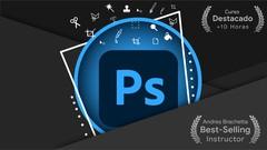 Curso Photoshop 2020, Fotografía, Edición, Diseño Gráfico, Dibujo.
