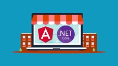 Learn to build an e-commerce app with .Net Core and Angular - Udemy Coupon