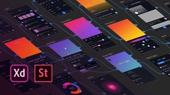 Adobe XD: UI & UX Design with 14 real world project 2020 tut - Udemy Coupon