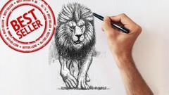 Netcurso-curso-de-dibujo-tradicional-dibujo-a-lapiz-boceto-pintura