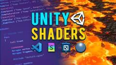 Imágen de Unity Shaders con CG/HLSL y Shader Graph | Nivel Intermedio