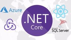 Imágen de Master en ASP.NET Core y React Hooks en Azure