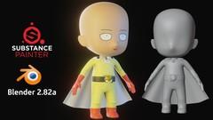 Imágen de Blender 2.82a Creación de un Personaje 3D para Videojuegos