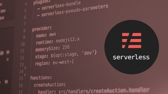 Serverless Framework Bootcamp: Node.js, AWS & Microservices - Udemy Coupon