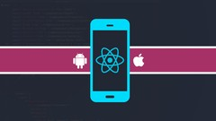 Imágen de React Native - Crea aplicaciones para Android y iOS c/ React